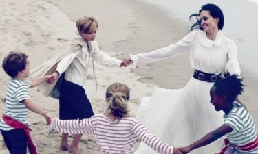Το πείσμα της Angelina Jolie και η άρνηση των παιδιών της
