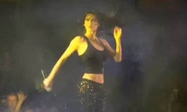 Τα κολασμένα τσιφτετέλια της Πάολα! (videos)