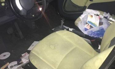 Παραβίασαν το αυτοκίνητο τραγουδιστή για τρίτη φορά