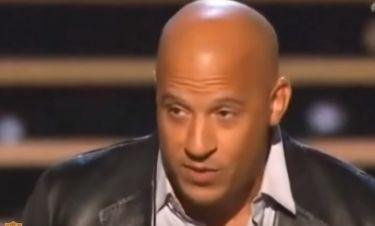 Συγκινητικό! Ακούστε το τραγούδι που αφιέρωσε ο Diesel στον Walker στα βραβεία People's Choice Award