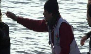 Ταγμένος στη σωτηρία των προσφύγων