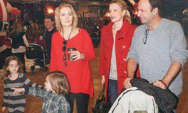 Αποστόλου - Πένσου: Σπάνια οικογενειακή εμφάνιση!