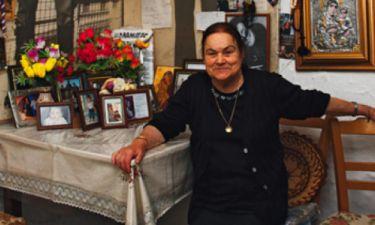 Θρήνος στην Κρήτη: Έφυγε από τη ζωή η αδελφή του Νίκου Ξυλούρη, Ζουμπουλία!