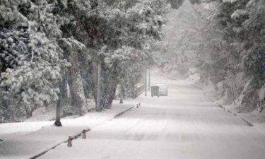 Έρχεται ο σφοδρότερος χιονιάς των τελευταίων 20 ετών!