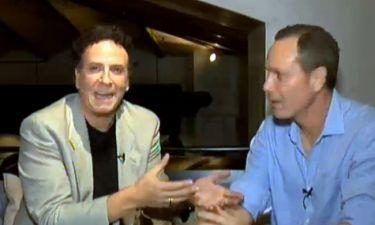 Ο Κωνσταντίνος Κατακουζινός και ο Μάνθος Φουστάνος ξανά μαζί τηλεοπτικά!