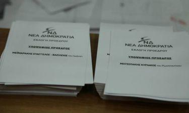 Αποτελέσματα εκλογών ΝΔ: Έκλεισαν οι κάλπες - Μάθετε πρώτοι το μεγάλο νικητή!