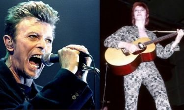 David Bowie: Η λαμπερή καριέρα, οι μεγάλες επιτυχίες και το ανδρόγυνο λουκ που τον καθιέρωσε