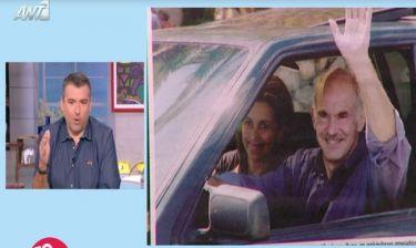 Διαζύγιο για Γιώργο και Άντα Παπανδρέου – Το πρωινό αποκαλύπτει τη νέα σύντροφο του Παπανδρέου