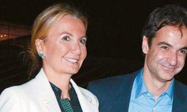 Μαρέβα Γκραμπόφσκι: Το who is who της συζύγου του Κυριάκου Μητσοτάκη