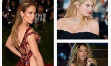 10 celebrities που αποδεικνύουν ότι δεν υπάρχει τίποτα πιο σέξι από τις καμπύλες
