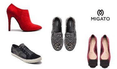 Ψάχνεις παπούτσια στις εκπτώσεις; Βρες τα στα MIGATO με έως -50%
