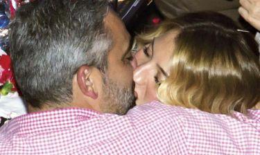 Μαρία Ηλιάκη: Tα παθιασμένα φιλιά με τον σύντροφό της στα μπουζούκια!