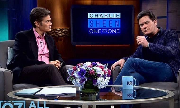 Charlie Sheen: «Σταμάτησα να παίρνω τα φάρμακα μου. Ο ιός HIV αυξήθηκε στο αίμα μου»