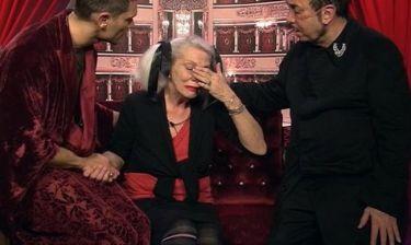 Γι αυτό δεν αποχωρεί από το Celebrity Big Brother η Angie Bowie