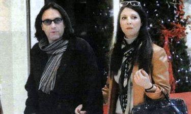 Γιάννης Κότσιρας: Σπάνια δημόσια εμφάνιση με τη σύντροφό του! (φωτό)