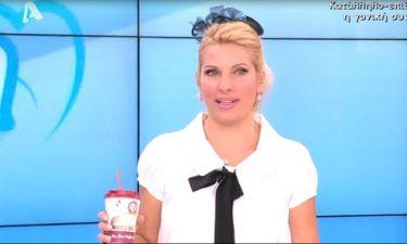 Άλλαξε το στυλ της η Μενεγάκη και αποκάλυψε:«Έχω μετά την εκπομπή σοβαρό επαγγελματικό ραντεβού»!