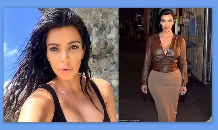 Δεν θα πιστεύετε πως ήταν η Kim Kardashian πριν τις πλαστικές
