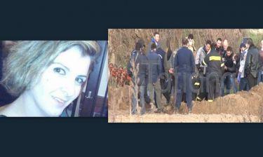 Η στιγμή που οι αστυνομικοί εντοπίζουν το πτώμα της Ανθής και η σύλληψη του συζύγου της on camera