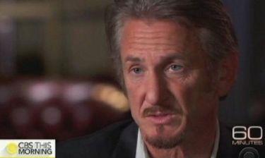 O Sean Penn μετανιώνει για τη συνέντευξή του με τον «Ελ Τσάπο»