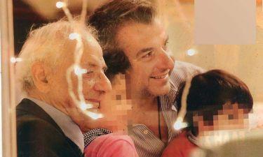 Λιάγκας - Σκορδά: Γεύμα για να ευχηθούν στον γιο και πατέρα, Γιάννη!