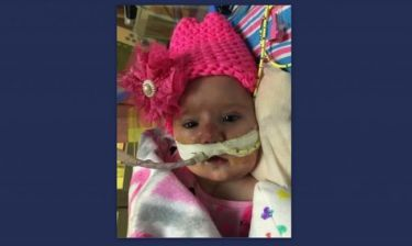 Απίστευτο: Μωρό έκανε εγχείρηση καρδιάς με τη χρήση ενός χάρτινου παιχνιδιού!