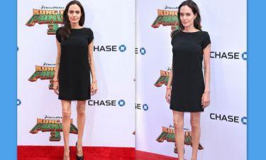 Σοκάρει και προκαλεί ιδιαίτερη ανησυχία η νέα αποστεωμένη φιγούρα της Angelina Jolie (φωτό)