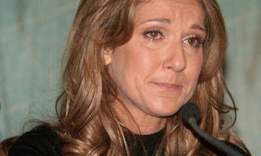 Η Celine Dion αποχαιρετά τον σύζυγο και τον αδερφό της