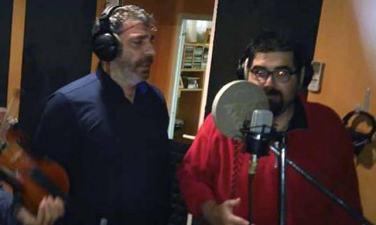 Σερβετάς και Πιπέρης ετοιμάζουν τραγούδι για την Άσπα