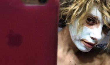 Η Ελληνίδα ηθοποιός έκανε beaute και... τρομάξαμε!