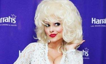 Ελληνίδα παρουσιάστρια έγινε... Dolly Parton