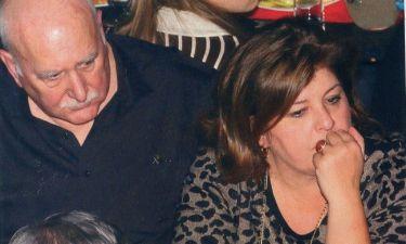 Γιώργος Παπαδάκης: Σπάνια εμφάνιση με τη γυναίκα της ζωής του!