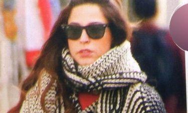 Κατερίνα Παπουτσάκη: Βόλτα με τους... άντρες της!