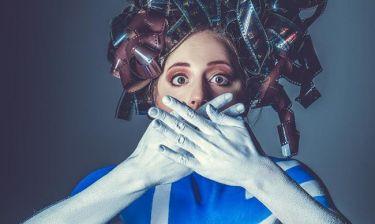 Sandra Von Ruffin: «Δεν βλέπω Eurovision »