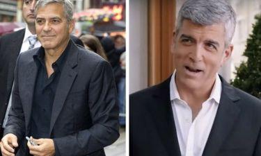 Δικαστική μάχη για τον… σωσία του Clooney