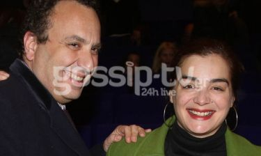 Μπρέμπου - Χωμενίδης: Πιο χαλαροί από ποτέ μπροστά στα φλας!