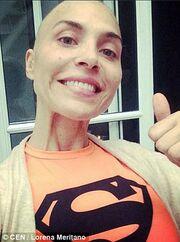 Σύζυγος ηθοποιού την παράτησε λίγο πριν την μαστεκτομή λόγω καρκίνου  - Το συγκινητικό της μήνυμα