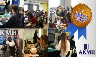 «Το ΙΕΚ ΑΚΜΗ αποκτά πρώτο στην Ελλάδα, τους Διεθνείς Προσομοιωτές Εκπαίδευσης!»