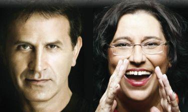 Sold out οι δυο συναυλίες Φαραντούρη - Νταλάρα στο Θέατρο Παλλάς