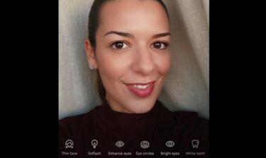Η Νικολέτα Ράλλη βρήκε το ιδανικό smartphone!