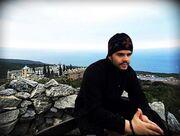 Ο Τσαλίκης στο Άγιο Όρος-Τι έγραψε στο Instagram