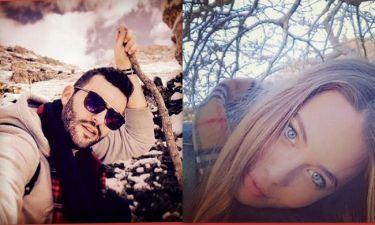 Καλλιμούκου-Μισόκαλος: Φωτογαρφίες από το ρομαντικό ταξίδι τους