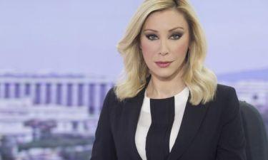 «Κόπηκε» η Αντριάνα Παρασκευοπούλου από την ΕΡΤ