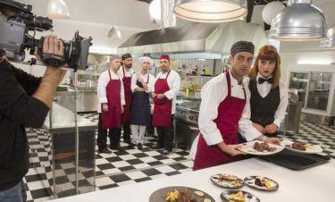 «Μάλιστα Σεφ»: Τα γυρίσματα γίνονται σε κανονική κουζίνα