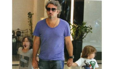 Πώς είναι ο Φάνης Μουρατίδης ως μπαμπάς για τους δύο γιους του;