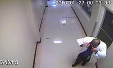 Κάμερα ασφαλείας: Ψάχνουν το «γιατρό» δολοφόνο