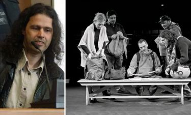 Ο Γιώργος Λιάγκας τοποθετείται δημόσια για την παράσταση του Εθνικού με κείμενα του Ξηρού!
