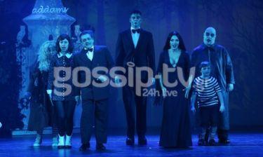 Λαμπερή πρεμιέρα για την «Οικογένεια Άνταμς» - Ήταν όλοι εκεί!