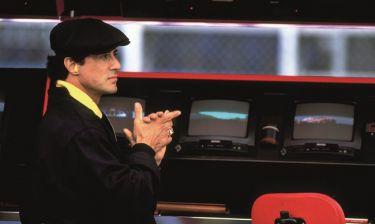 Sylvester Stallone: «Πήρα τη Χρυσή Σφαίρα και μ' έχωσαν σ' ένα αεροπλάνο»