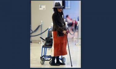 Κι όμως είναι η Naomi Campbell- Τι συμβαίνει στο μοντέλο;