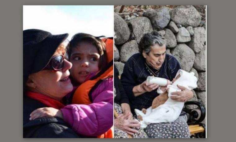 Η Σάραντον, η γιαγιά από τη Μυτιλήνη και ένας ψαράς οι υποψήφιοι για το Νόμπελ Ειρήνης